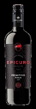 Epicuro Primitivo Puglia 2017