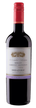 Errázuriz Winemaker's Selection Merlot Cabernet Sauvignon 2016