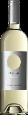 Domaine L'Ostal Blanc Viognier 2017