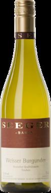 Weingut Seeger Weisser Burgunder 2017