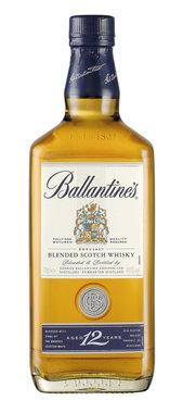 Ballantine's 12 Years Old Blended Whisky 0,7 ltr