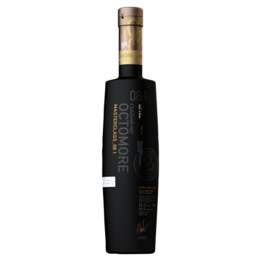 Octomore 8.1 0,7 ltr