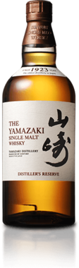 The Yamazaki Distiller's Reserve 0,7 ltr