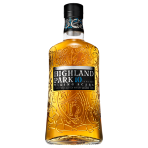 Highland Park 10 Year Old Viking Scars 0,7 ltr